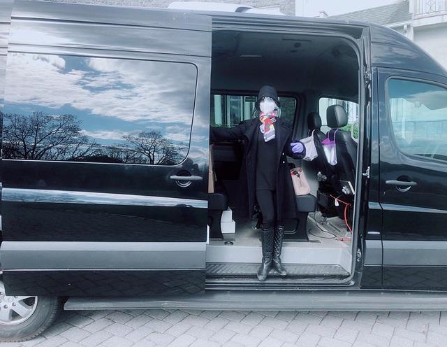 Hà Phương - vợ tỷ phú Chính Chu tiết lộ cuộc sống tại Mỹ trong mùa dịch - 3