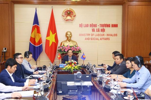 """Bộ trưởng Đào Ngọc Dung: """"Chung tay vượt qua thách thức của dịch Covid-19 - 3"""