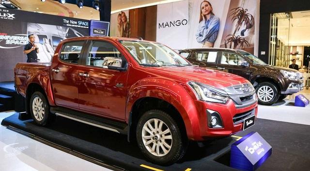 Những mẫu xe bán ít nhất thị trường ôtô Việt Nam tháng 4/2020 - 6