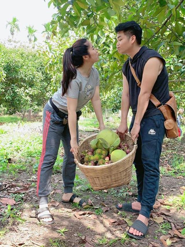 Vườn trái cây trĩu quả của gia đình diễn viên Lê Phươngở Tây Ninh - 8