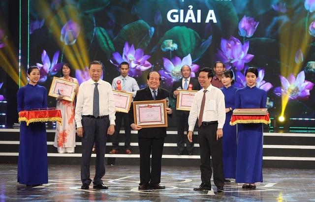 Tác phẩm của cố nhà thơ Cuba Felix Pita Rodriguez được trao giải Đặc biệt - 3