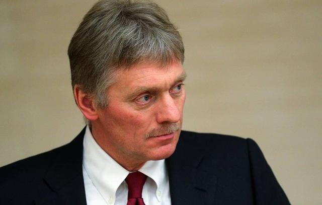 Phát ngôn viên của Tổng thống Putin viêm phổi kép do mắc Covid-19 - 1