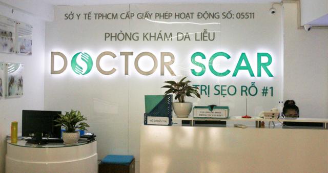 Phát hiện lý thú tại phòng khám chuyên điều trị sẹo rỗ hot nhất Sài Gòn - Phòng khám da liễu Doctor Scar - 1