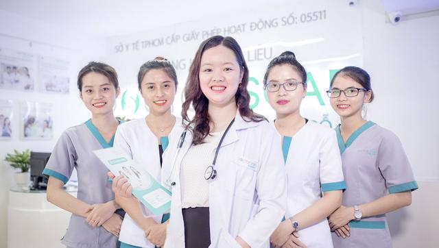 Phát hiện lý thú tại phòng khám chuyên điều trị sẹo rỗ hot nhất Sài Gòn - Phòng khám da liễu Doctor Scar - 2