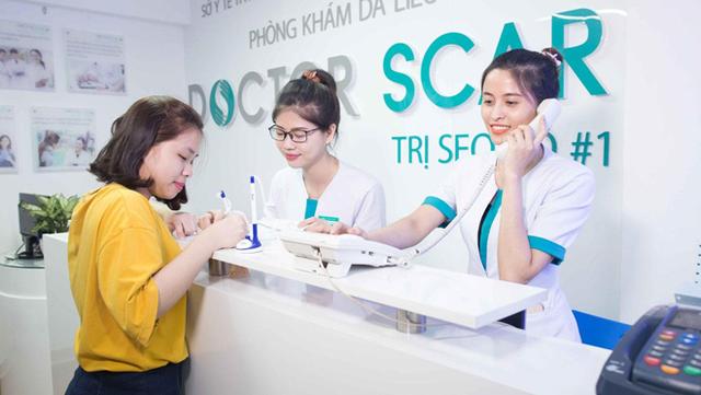 Phát hiện lý thú tại phòng khám chuyên điều trị sẹo rỗ hot nhất Sài Gòn - Phòng khám da liễu Doctor Scar - 5