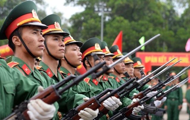 Phương thức tuyển sinh mới nhất của các trường khối Quân đội năm 2020 - 1