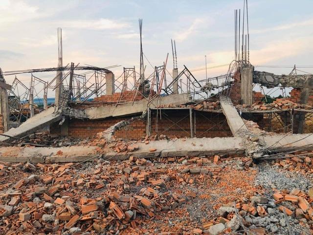 Thủ tướng yêu cầu khẩn trương điều tra vụ sập tường khiến 10 người chết  - 1