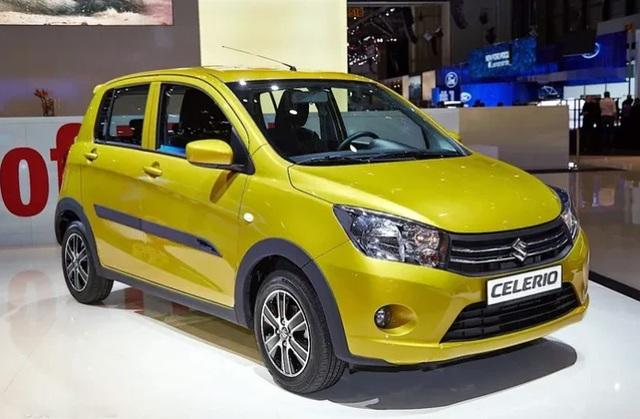 Những mẫu xe bán ít nhất thị trường ôtô Việt Nam tháng 4/2020 - 4