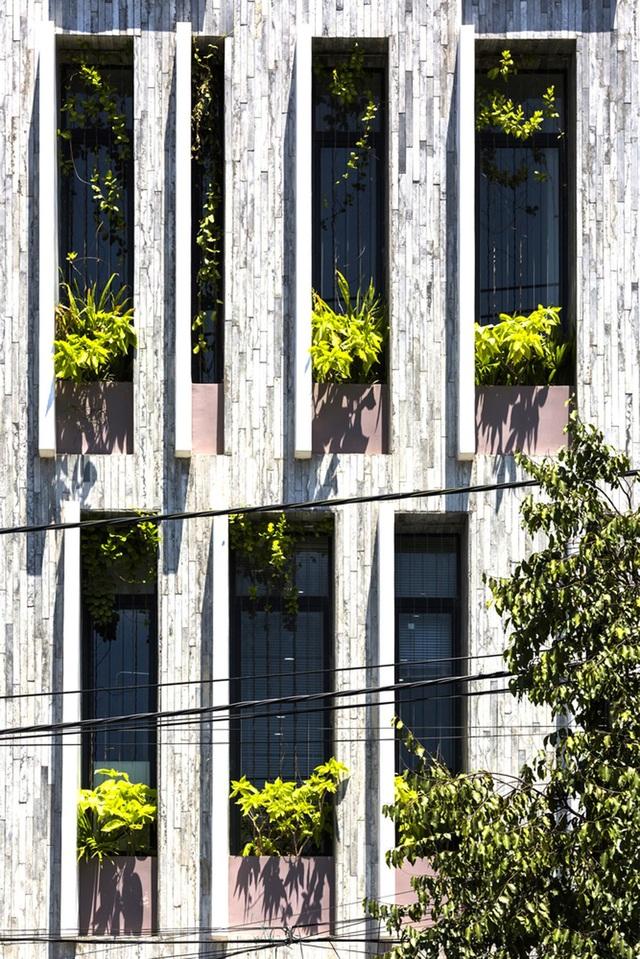 Ngỡ ngàng biệt thự ở Đà Nẵng xây cả công viên tuyệt đẹp trên sân thượng - 3