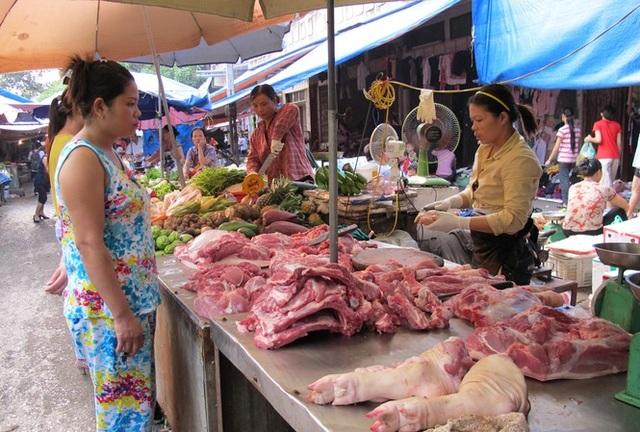 Khủng hoảng giá thịt lợn: Ai đang hưởng lợi? - 1