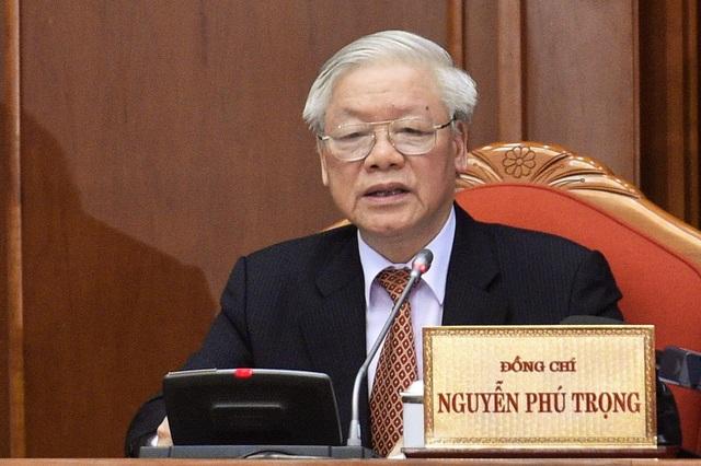 Tổng Bí thư: Ủy viên Bộ Chính trị, Ban Bí thư phải biết dùng người tài - 1