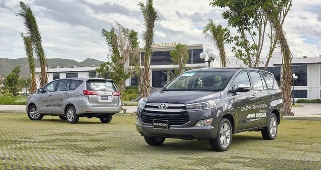 Toyota triệu hồi gần 30.000 xe tại Việt Nam vì chết bơm xăng - 1