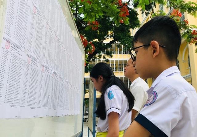 Kiểm tra cuối năm từ 9 điểm mới được dự tuyển lớp 6 Trường Trần Đại Nghĩa - 1