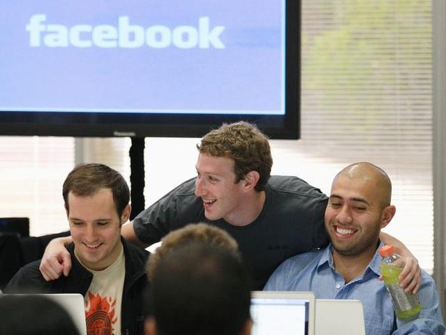 36 tuổi, Mark Zuckerberg kiếm tiền 2 phút bằng cả năm của người bình thường - 2