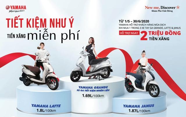 Tri ân khách hàng – Yamaha tung khuyến mại khủng - 1