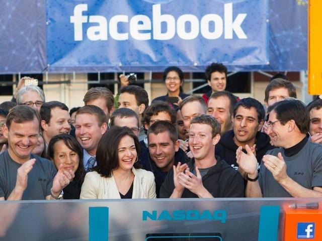 36 tuổi, Mark Zuckerberg kiếm tiền 2 phút bằng cả năm của người bình thường - 3