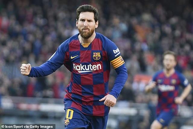 Messi lên tiếng thanh minh, cho rằng bị HLV Barcelona hiểu nhầm - 1