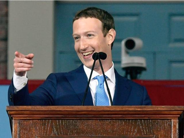 36 tuổi, Mark Zuckerberg kiếm tiền 2 phút bằng cả năm của người bình thường - 5