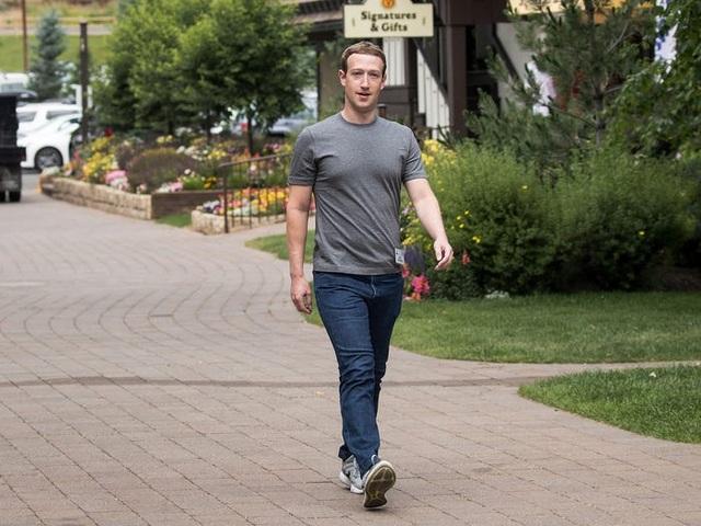 36 tuổi, Mark Zuckerberg kiếm tiền 2 phút bằng cả năm của người bình thường - 6