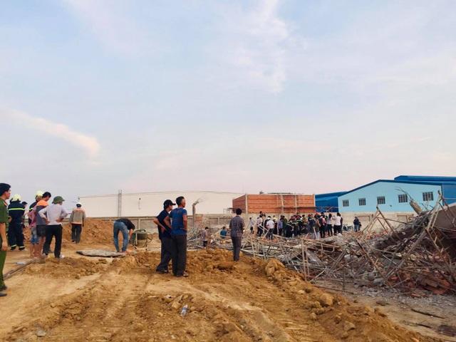 Danh tính 10 nạn nhân tử vong trong vụ sập tường công trình - 3