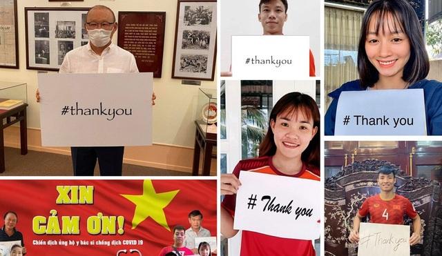 Chủ tịch FIFA gửi thư cảm ơn Việt Nam chung tay chống đại dịch Covid-19 - 1