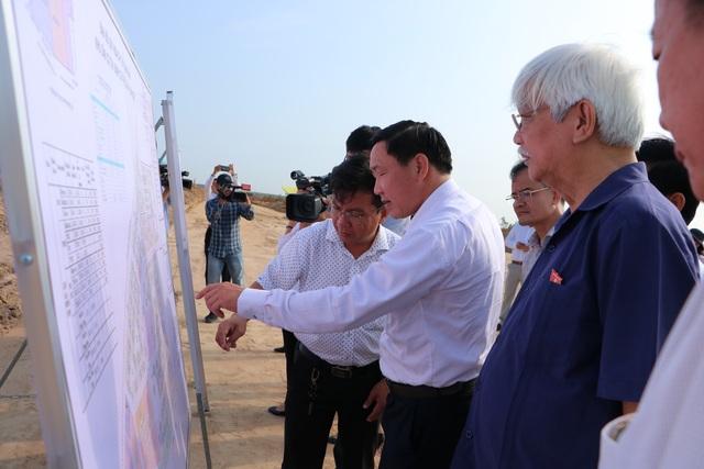 Đồng Nai cam kết bàn giao mặt bằng xây sân bay Long Thành trong năm 2020 - 1