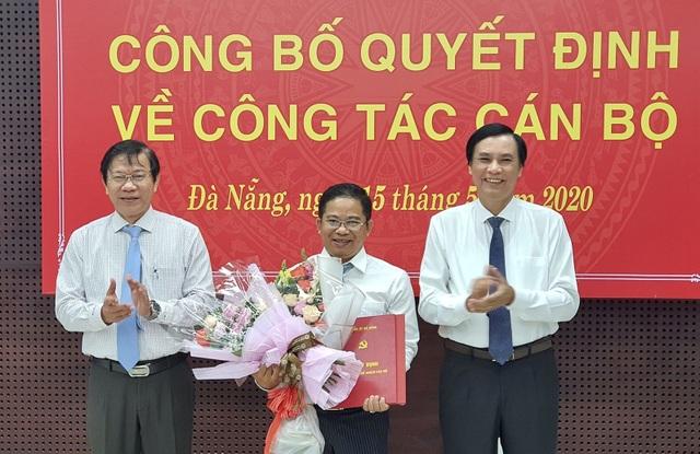 Đà Nẵng: Ông Hoàng Sơn Trà làm Phó Bí thư quận Sơn Trà - 1