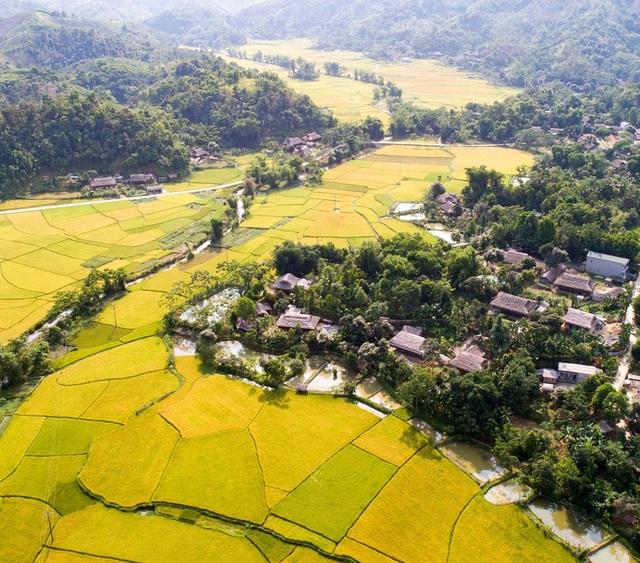 Những bản làng vùng cao đẹp như tranhvẽ - 4