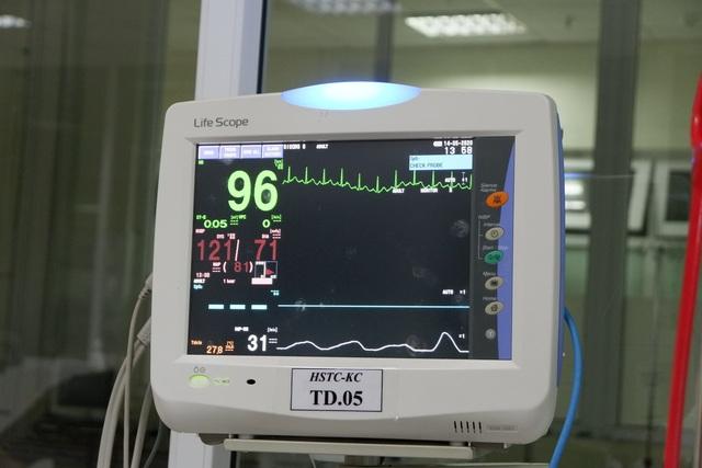 Cuộc chiến giành lại sự sống cho bệnh nhân Covid-19 đã 3 lần ngừng tim - 10