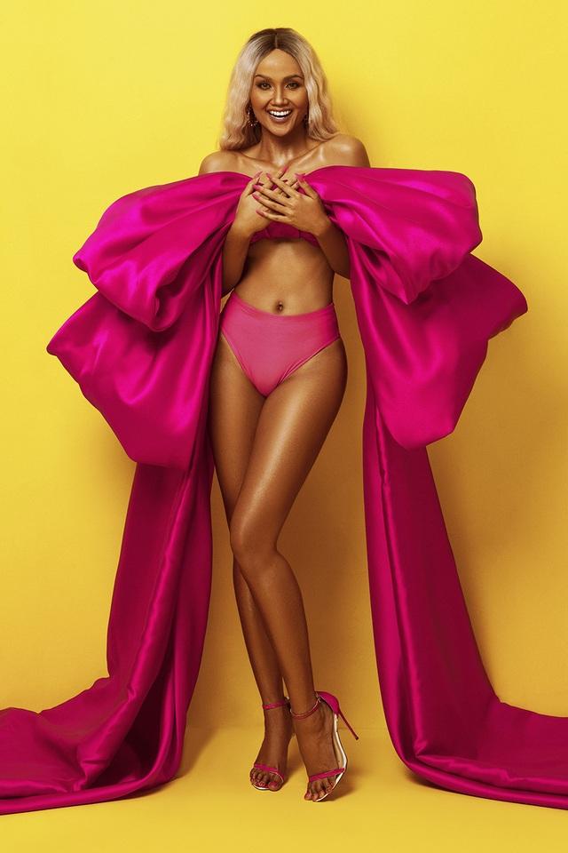 """H'hen Niê """"khởi động"""" sau mùa dịch bằng bộ ảnh bikini nóng bỏng - 3"""