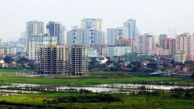 Hà Nội kiểm tra việc quản lý đất tại 4 quận, huyện - 1