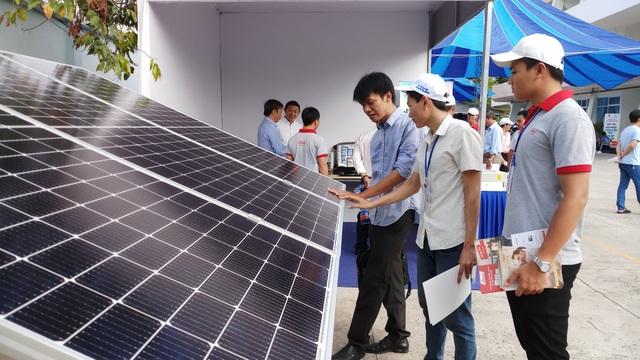 EVNSPC tăng cường hợp tác phát triển điện mặt trời áp mái - 2