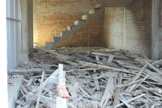 Hà Tĩnh: Hàng chục căn biệt thự hạng sang bỏ hoang giữa lòng thành phố - 9
