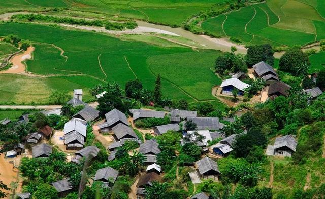 Những bản làng vùng cao đẹp như tranhvẽ - 5