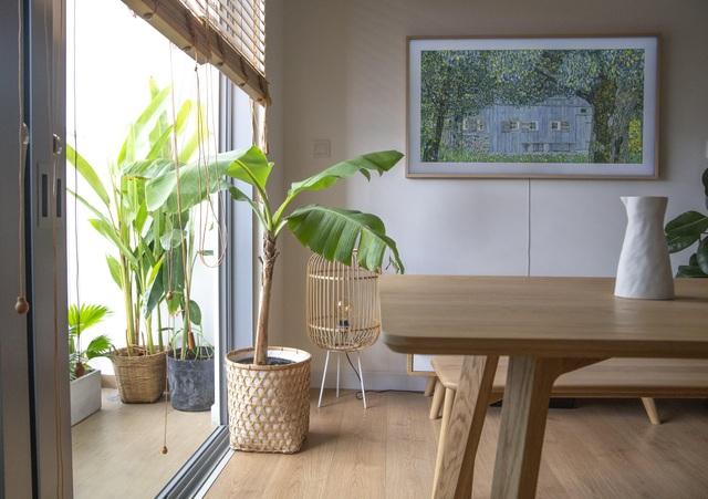 Ngôi nhà mang phong cách tối giản, bình yên giữa Sài Gòn chật chội - 2