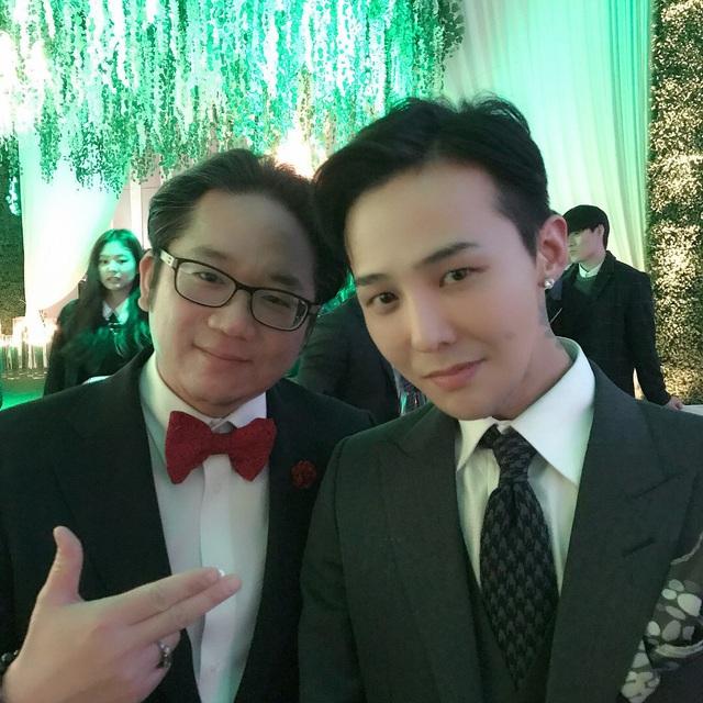 Taeyang của Big Bang gây sốt khi chia sẻ về siêu đám cưới 2 năm trước - 6