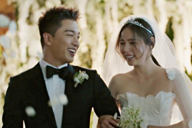 Taeyang của Big Bang gây sốt khi chia sẻ về siêu đám cưới 2 năm trước - 2