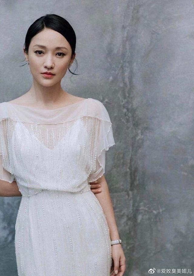 """Vẻ đẹp mong manh tựa """"khói sương"""" của Châu Tấn ở tuổi 45 - 21"""