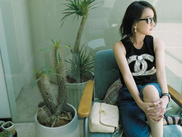 """Vẻ đẹp mong manh tựa """"khói sương"""" của Châu Tấn ở tuổi 45 - 18"""