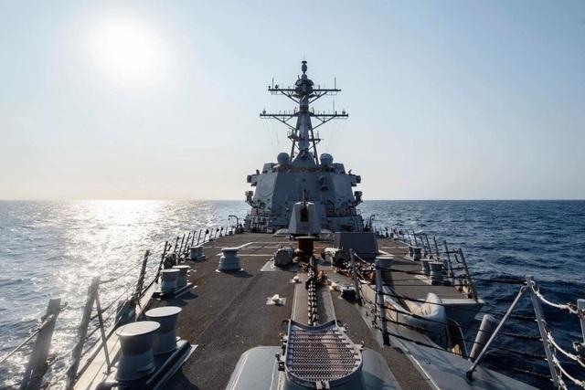 Mỹ tăng sức ép quân sự với Trung Quốc - 2