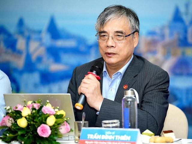 TS. Trần Đình Thiên: Cứu ốm không phải cứ đổ nhiều sâm, nhiều sữa là khỏi - 1