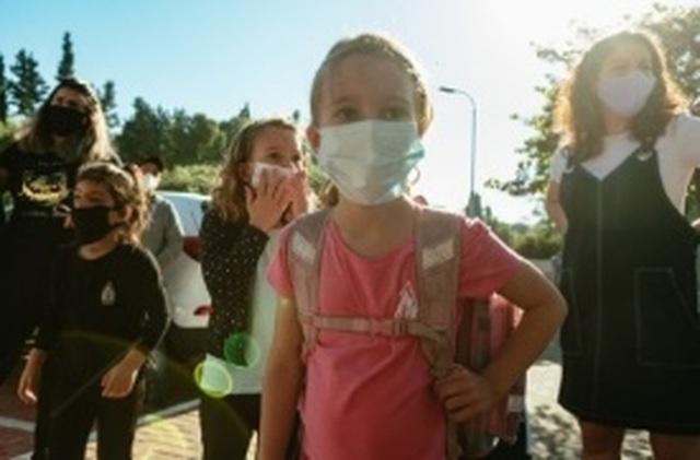Trẻ em liệu có lan truyền virus corona? - 1