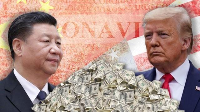 """Khoản nợ thế kỷ giúp Tổng thống Trump """"nắm thóp"""" Bắc Kinh - 1"""