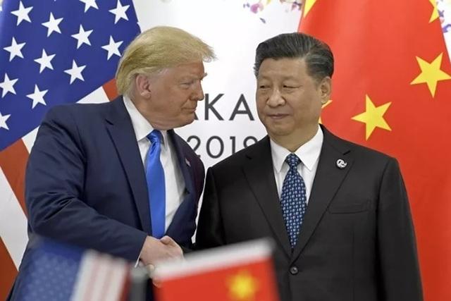 Phản ứng của Trung Quốc sau khi ông Trump dọa cắt quan hệ - 1