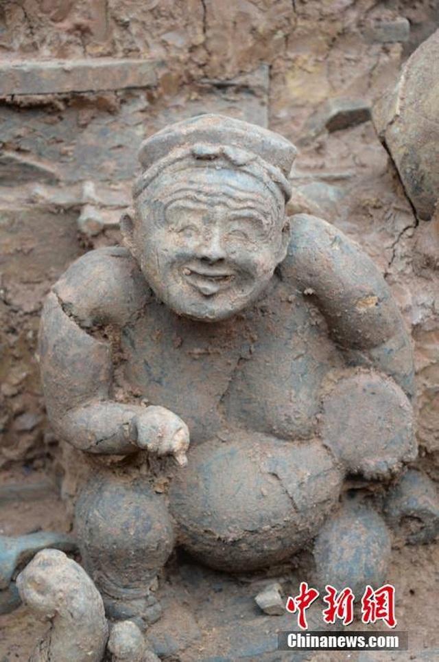 Xây công viên phát hiện hơn 6000 ngôi mộ cổ từ nhiều triều đại - 5