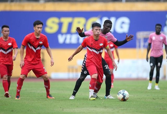 Thầy Park dự khán, CLB Hà Nội thắng CLB Viettel trước ngày V-League trở lại - 2