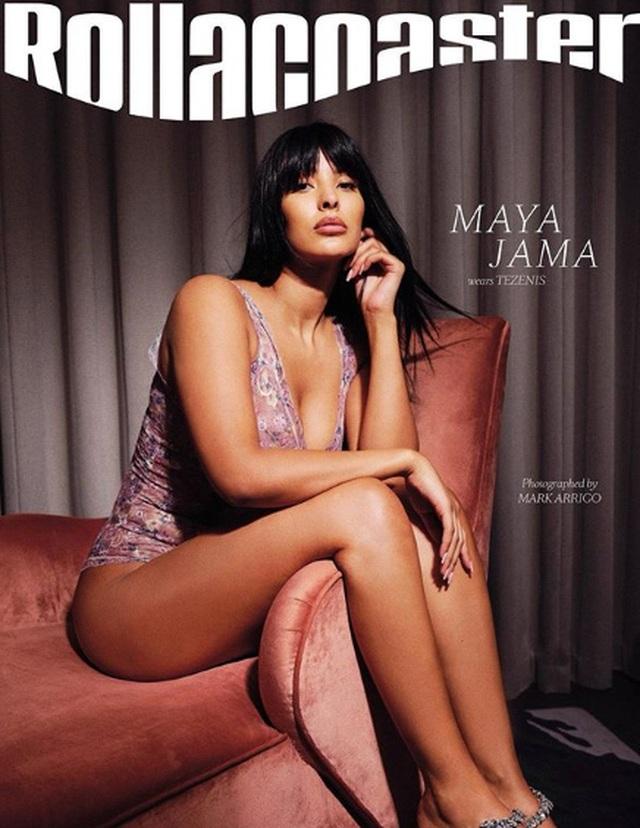 Nữ MC gợi cảm Maya Jama rời đài BBC - 2