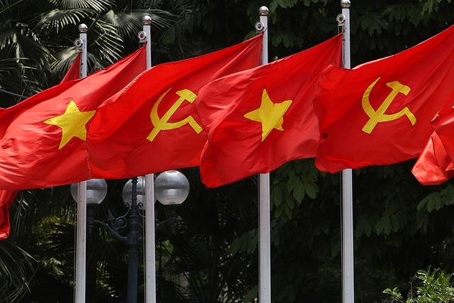 Thủ đô rực rỡ cờ hoa kỷ niệm 130 năm ngày sinh nhật Bác - 5