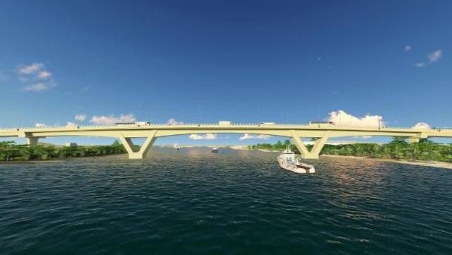 Khởi công 2 cây cầu lớn kết nối Hải Phòng - Hải Dương - 2