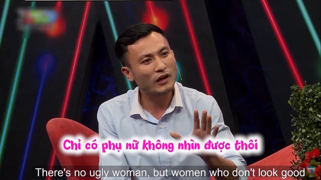 Chàng trai gây tranh cãi với phát ngôn phân biệt phụ nữ khi đi hẹn hò - 1